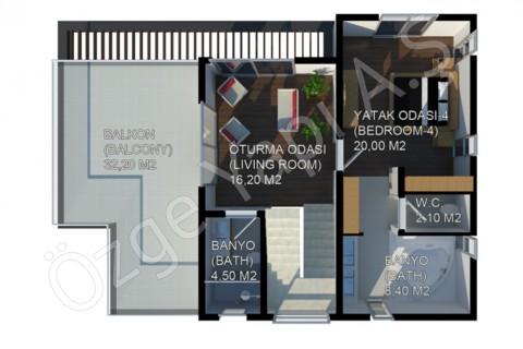Villa Moderne - 1er étage