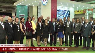 Sec. Dr. Öner Hekim 2016 Exposition Building Vues