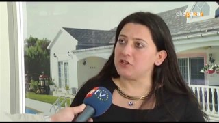 Foire de construction d'Istanbul 2015  Ekopazar (ATV Europe)