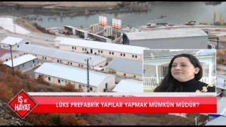 Foire de construction d'Istanbul 2015 Travail et Vie (Chaîne A)