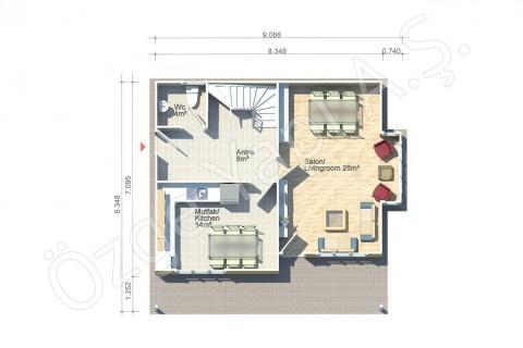 Lilium 136 m2 - Rez-de-chaussée