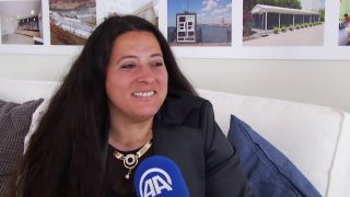 Özge Yapı à 2016 Turquie Construction Exhibition