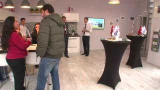ÜlkeTV Programme de nouvelles sur les foires (Foire de construction 2014)