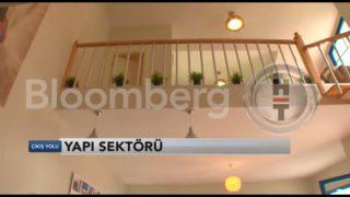 Özge Yapı au 39e Salon Turquie Construire (Bloomberg HT)