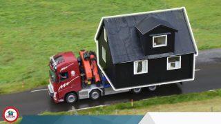 Maison Préfabriquée   Est-il possible de la déménager?